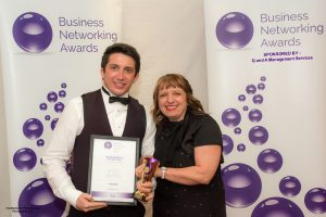 Business networking awards Tamworth